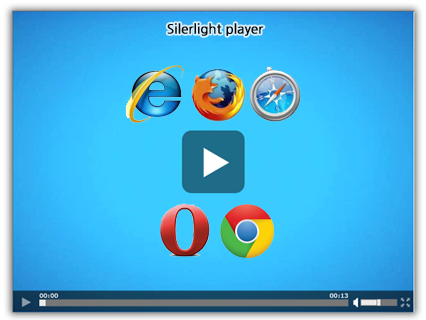 silverlight player